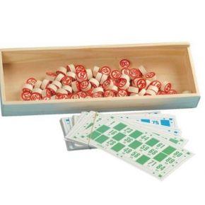 Galda spēle Bingo loto 39999